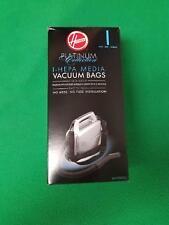 "Hoover ""I"" HEPA  Platinum Collection Vacuum Bags 2 pak"