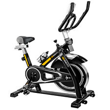 New Exercise Bike Health Fitness Indoor Cycling Bicycle Cardio Workout Home 2Col