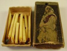 Antike Dauerbrenner Streichhölzer in OVP MARCA G.DE MEDICI & C. um 1900