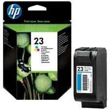 ORIGINAL HP 23 COLOUR 15ML CARTRIDGE  710C 720C 722C 810C 880C 890C FAST POSTAGE