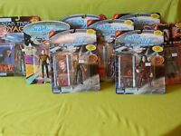 STAR TREK ACTION FIGURES 1992/98 MOC- MANY TO CHOOSE FROM