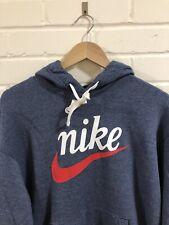 Nike Heritage Hoody Hoodie Top Medium Loose Fit BNWT Grey