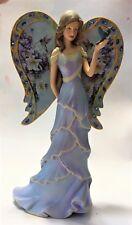 Angel of Marvelous Enchantment - Lena Liu Angel Figurine - Bradford Exchange
