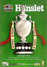 Hunslet v Workington - Challenge Cup - 2014