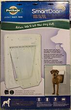 New listing PetSafe Large Electric Smart Door 7-100lb Brand New