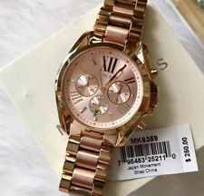 Michael Kors Bradshaw Two-tone Oversized Chronograph Watch MK6359
