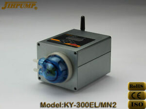 KY-300El Low Flow Peristaltic Pump Laboratory Variable Speed Precision Metering