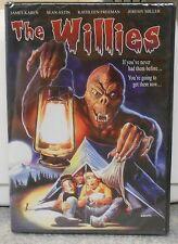 The Willies (DVD, 2005) RARE HORROR 1990 GREAT HALLOWEEN FAMILY MOVIE BRAND NEW