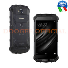 DOOGEE S60 6+64GB/4+32GB NFC 5580mAh 4G anti-goccia resistente Cellulari Android
