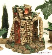 "Fontanini Italy 2.5"" Early 1996 Nativity Village Town Building 50166 Mib"