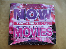 Various Artists - Now That's What I Call Movies 3 CD Box Set.Discs In VGC.