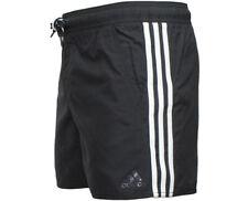 adidas Swim Pants 3-stripes Black #ay4415