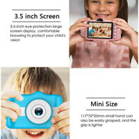 Kids Digital Camera FULL HD 1080P Support 32GB Memo Card Child Video