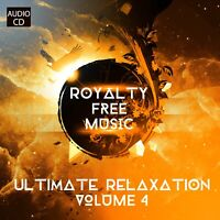 Ultimate Relaxation Vol 4 - Lounge Music PPL PRS Licence Free CD ROYALTY FREE