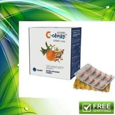 Natural Vitamin C Colway 100 caps - 100% bioorganic