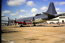 3/740 Lockheed P-3 Orion Royal Netherlands Navy  Kodachrome SLIDE