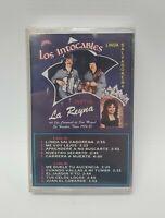 Los Intocables Cassette Ivette La Reyna Nuevo Sellado RAMEX 1985 Rare Tus Celos