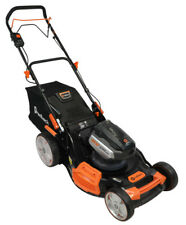 120 Volt Cordless 3-in-1 Li-Ion 22 Self Propelled Mower Kit - RedBack