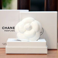 CHANEL Ceramic Camellia Perfume Diffuser / Paper Weight New in Gift Box