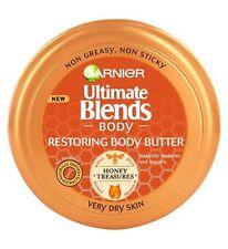 Garnier Ultimate Blends Body Honey Treasures Restoring Butter 200ml