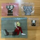 KAWS Tokyo First Pake Bag Companion Flayed Space Separated Complete 4 Set