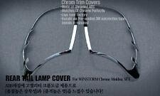Chrome Rear lamp Garnish Molding For Chevrolet Winstorm/Captiva (2006 ~ on)/