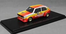 Neo Models Volkswagen VW Golf Nurburgring 1000km 1977 Renneisen & Wolf 45235 NEW