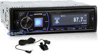 Alpine CDE-HD149BT In-Dash CD/MP3/USB/HD/iPod Car Stereo Receiver w/ Bluetooth
