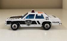 Matchbox 1987 Ford LTD Police Car