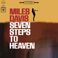 MIles Davis Seven Steps to Heaven NEW SEALED 200g audiophile LP w/ gatefold