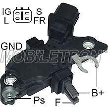 12V Bosch Type Alternator Voltage Regulator Toyota Lexus Mob Vr-B243