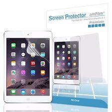 iPad 9.7, Pro 9.7, Air, Air 2 amFilm HD Clear Screen Protector (2 Pack)