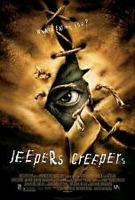 Jeepers Creepers Movie Poster 27x40 Gina Phillips Justin Long Jonathan Breck