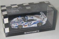 Minichamps 1:43rd 96 Porsche 911 GT1 Stuck Boutsen Wollek Le Mans 1st in class