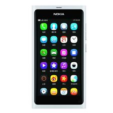 Unlocked Original Nokia Lumia N9 N9-00 White 8.0MP 3.9'' Wifi 3G GPS Smartphone