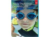 Adobe Photoshop Elements 2019 - Windows & Mac (No Subscription Required)