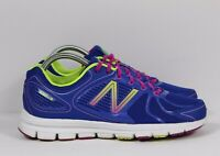 New Balance Women's Speed Ride 690 V3  Blue Pink Green Size 8.5