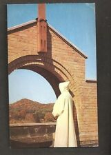 VINTAGE POSTCARD OUR LADY OF GETHSEMANI TRAPPIST KENTUCKY KY GOD ALONE