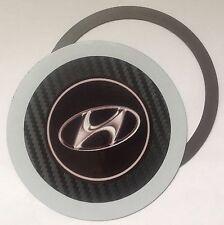 Magnetic Tax disc holder fits any hyundai i10 i20 i30 ix35 ix20 i40 santa fe