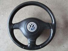Lederlenkrad Airbag Sportlenkrad Lenkrad VW Golf 4 Passat 3B 3BG 1J0419091AE