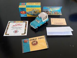 Corgi Toys Corgi Model Club 474 Thames Walls Ice Cream Van with chimes