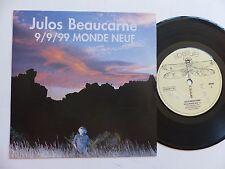 JULOS BEAUCARNE 9/9/99 Monde neuf Pamela Libellule 9999 RRR
