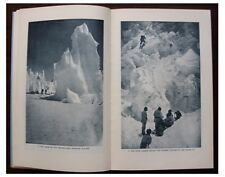 1924 Mallory Irvine Disappearance  - MOUNT EVEREST EXPEDITION - Map - PHOTOS  12