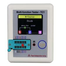 LCR-T6 Transistor Tester Diode Triode Capacitance LCR Meter MOSFET PNP NPN ESR