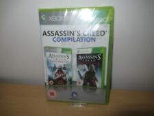 Assassin's Creed COMPILATION XBOX 360 Nouveau SCELLÉ PAL VERSION