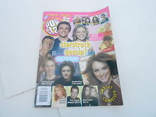 APRIL 2004 POP STAR! teen  magazine JUSTIN TIMBERLAKE - RAVEN - AARON CARTER