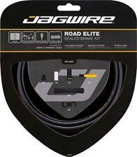 NEW Jagwire Road Elite Sealed Brake Cable Kit Black
