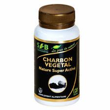 SFB Laboratoires - Charbon végétal Super activé Nature 190mg - 120 gélules