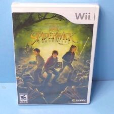 The Spiderwick Chronicles - Nintendo Wii BRAND NEW FACTORY SEALED