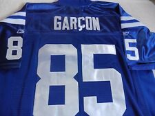 Indianapolis Colts Pierre Garcon Onfield Reebok Jersey Sz 52 NWT Free Shipping
